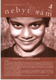 diskusia Rómske dieťa v náhradnej rodine - Asociácia náhradných ...