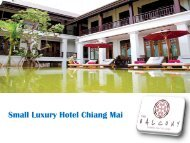 Thai Style Hotel Chiang Mai