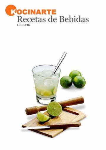 """Recetas de bebidas.pdf - La página de """"elpimo"""""""