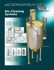 Bin Cleaning Systems