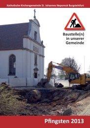 Aktueller Pfarrbrief - Start - Katholisch in Steinfurt