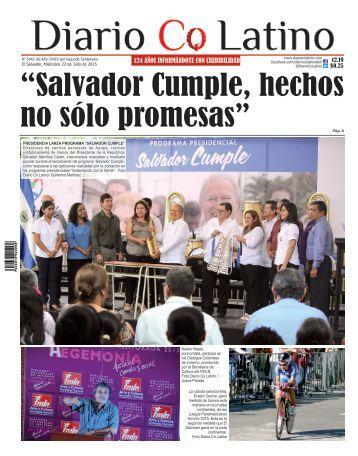 Edición 22 de Julio de 2015
