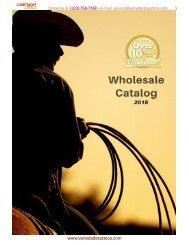 www.variedadesazteca.com Wholesale Product Catalog 2015