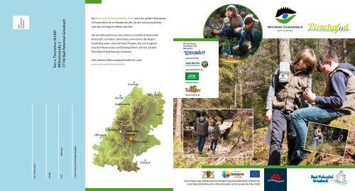 Entdeckertour auf dem Pirschpfad in Bad Peterstal-Griesbach