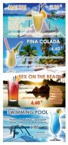 NEUE COCKTAIL-KARTE vom CARLOS... - Page 4