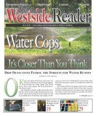 Westside Reader July 25, 2015