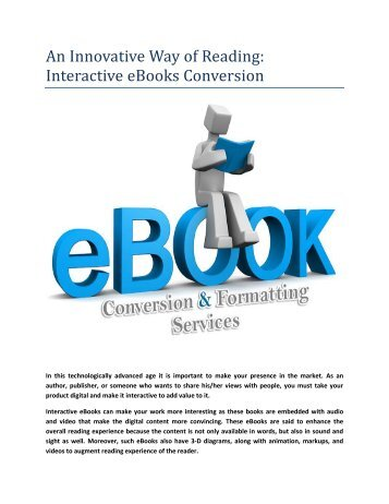 Whitepaper pdf cleaning up ebook conversion messes an innovative way of reading interactive ebooks conversion fandeluxe Ebook collections