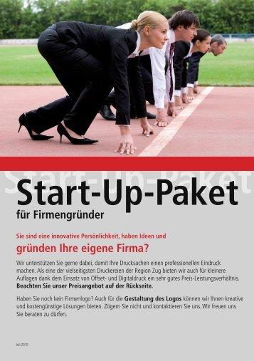 Start-Up-Paket