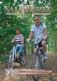 SALZPERLE - Stadtmagazin Schönebeck (Elbe) - Ausgabe 08+09/2015