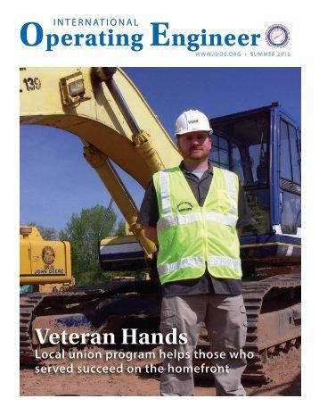 Operating Engineer - Summer 2015