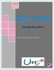 Revista Educativa Currículo Universitario