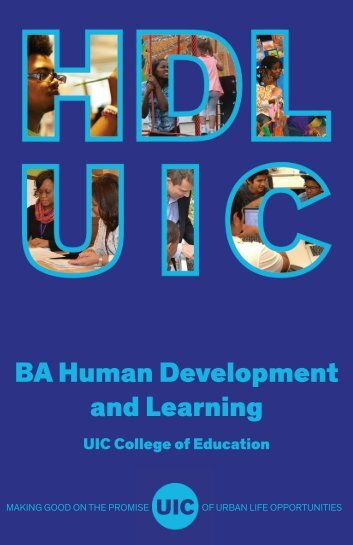 BA Human Development and Learning