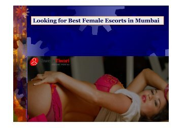 Looking for Best Female Escorts in Mumbai