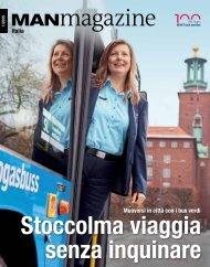 MANmagazine Bus Italia 1/2015