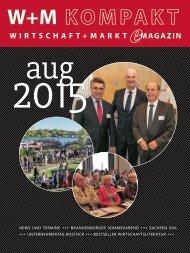 W+M Kompakt August 2015