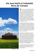 Ecotourism 05. The Area North of Valladolid in Spain. Tierra de Campos - Page 5