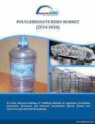 POLYCARBONATE RESIN MARKET (2014-2020)