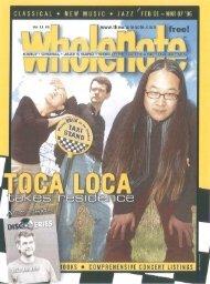 Volume 11 Issue 5 - February 2006