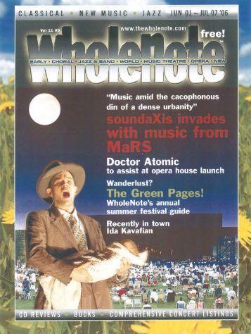 Volume 11 Issue  9 - June 2006