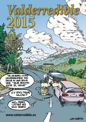 Revista de Valderredible 2015