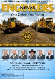 One Union, One Vision - August 2015