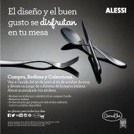 Cartilla Alessi