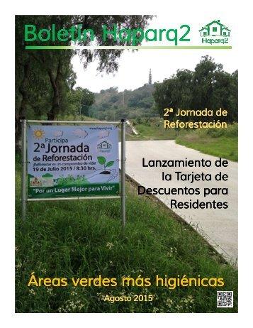 Boletín Haparq2 Boletín Haparq2 Boletín Haparq2 Boletín Haparq2