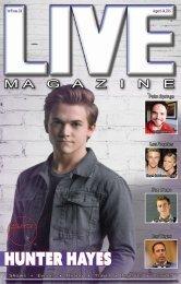 LIVE Magazine #214_August 2015