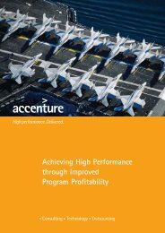 Achieving High Performance through Improved Program Profitability