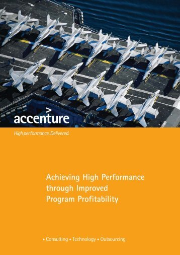 Achieving High Performance through Improved Program Profitability
