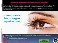 Surpise the whole world with your amazing eyelashes
