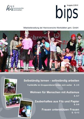 bips xpress 3 2010.qxp - Hannoversche Werkstätten