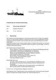 Verein Internationales Bodensee ... - Classic Bodensee