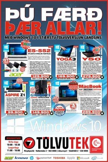 Windows 10!