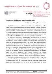 11 - Virologie Wien - Medizinische Universität Wien