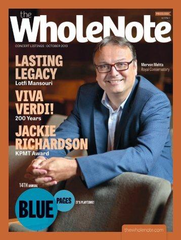 Volume 19 Issue 2 - October 2013