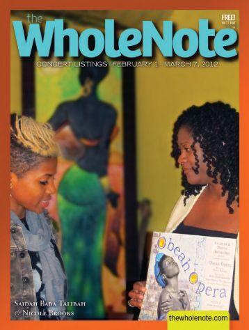 Volume 17 Issue 5 - February 2012
