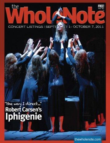 Volume 17 Issue 1 - September 2011