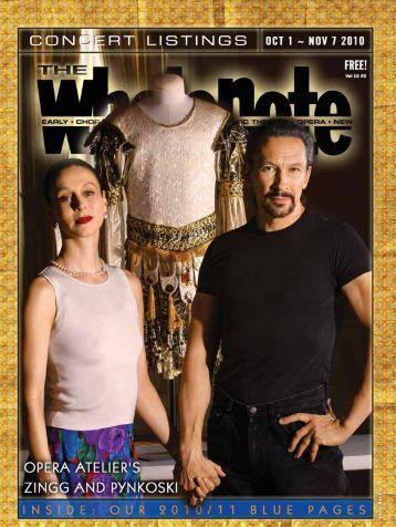 Volume 16 Issue 2 - October 2010