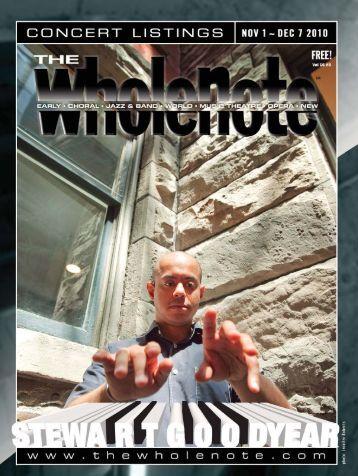 Volume 16 Issue 3 - November 2010
