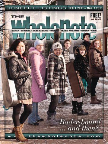 Volume 16 Issue 5 - February 2011