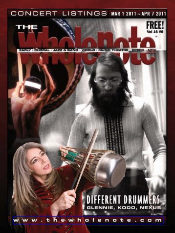 Volume 16 Issue 6 - March 2011