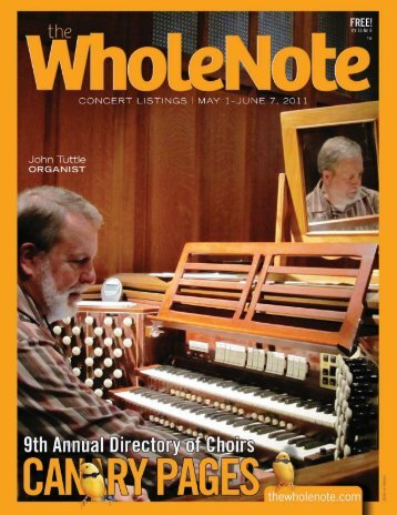 Volume 16 Issue 8 - May 2011