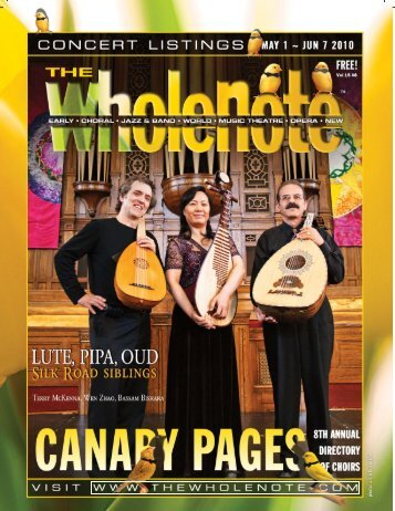 Volume 15 Issue 8 - May 2010