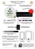 Q2 Power Reise- und Netzadapter für alle Gäste die nach Europa kommen - Seite 3