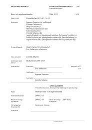 Barn- och ungdomsnämnden 2006-12-13 1 (13) - Grästorps kommun