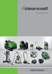 Cleancraft Katalog 2021