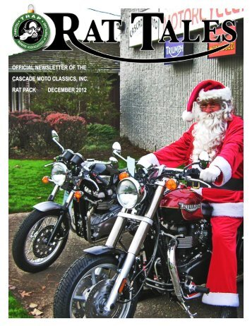 December 2012 - Triumph Riders Association of Portland