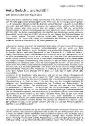 Kapital Markt Intern 37(II)/1995: Heinz Gerlach - GoMoPa