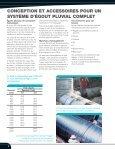 ULTRA FLO® TUYAU D'ÉGOUT PLUVIAL - Armtec - Page 6